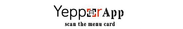 Yeppar Restaurant menu logo