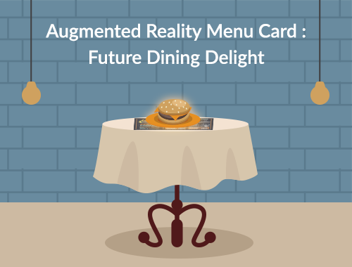 Yeppar Introducing Augmented Reality In Restaurant Menu Cards
