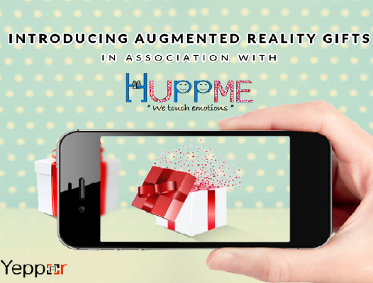 Yeppar joins hands with Huppme, for making this valentine season more privy and digitized