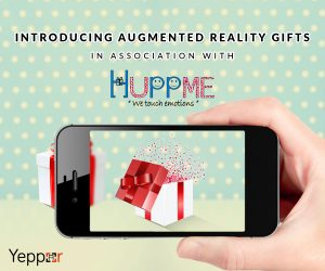 augmented reality gifts