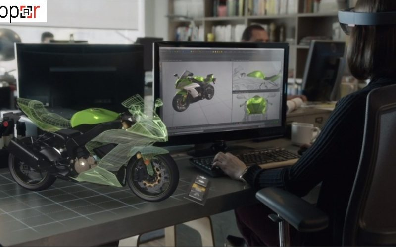Augmented Reality Automobile