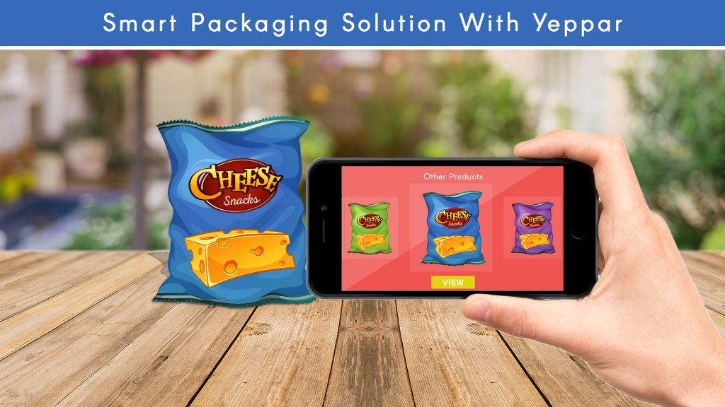yeppar for smart packaging