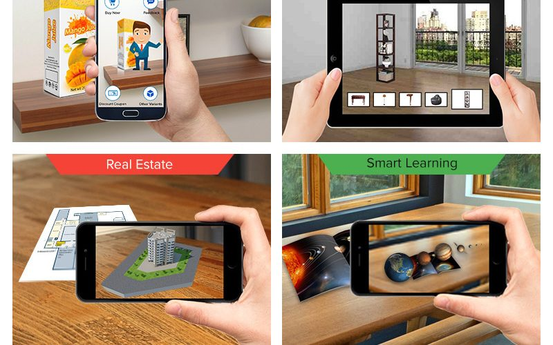 Augmented Reality Solutions- Yeppar
