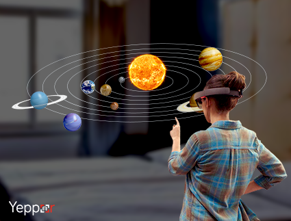 Yeppar-India's first Mixed Reality solution provider through Microsoft Hololens
