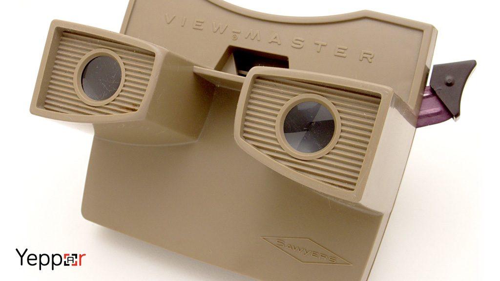 Virtual reality History 1939