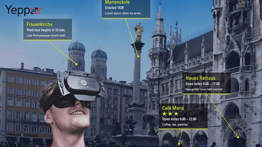 VR Technology in Tourism