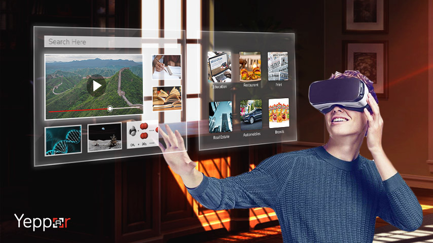 Virtual Reality in Entertainment