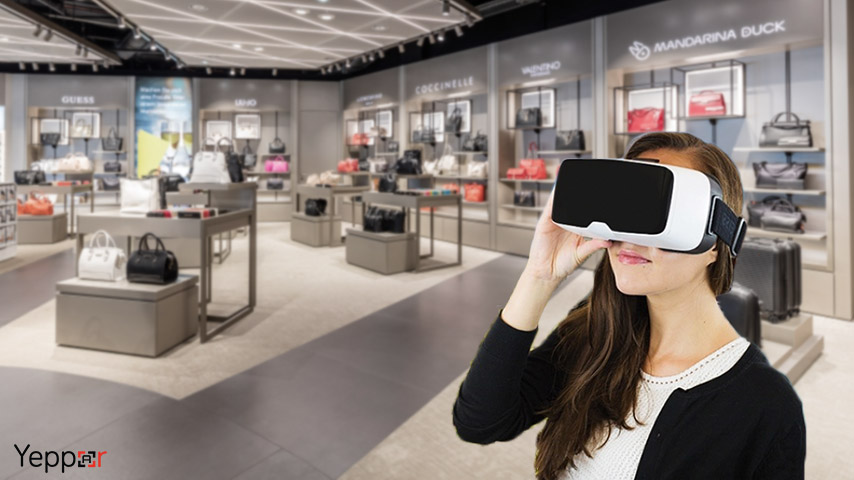 VR for retail