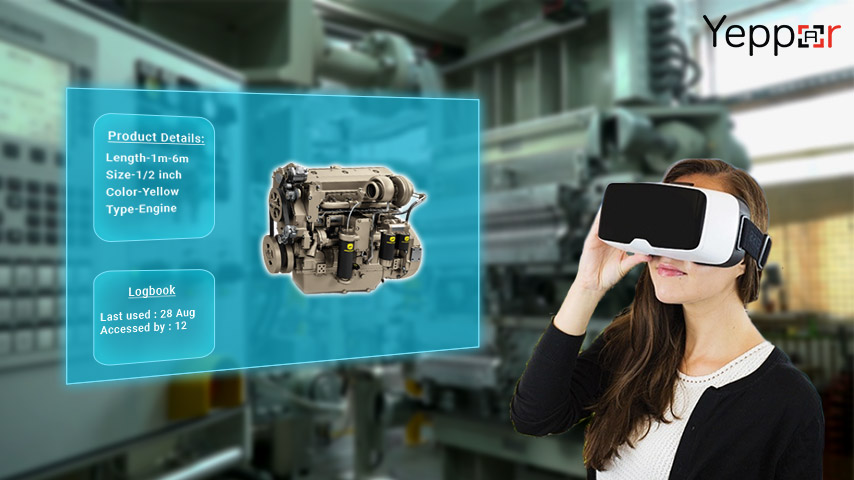 VR training image