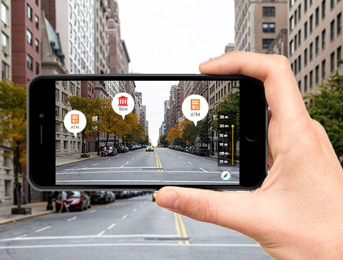 How Augmented Reality transforming Banking Sector