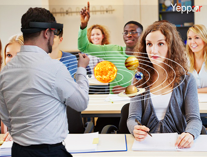 How Augmented Reality is Utilizing in Learning & Development?