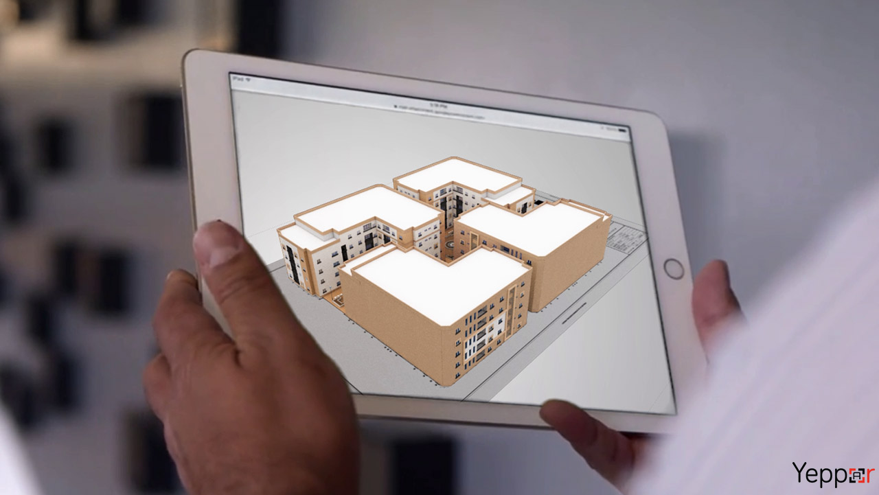 Benefits of Augmented Reality in Architecture and Construction Industry.