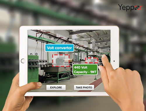 Why Augmented reality for manufacturing Industry?