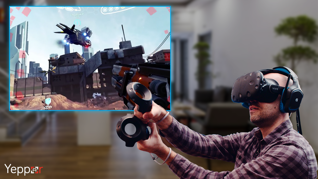 How Is AR/VR Affecting Gaming Industry