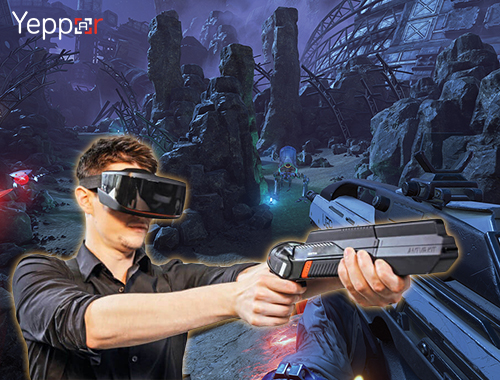 Impact Of Virtual Reality In Revamping Entertainment