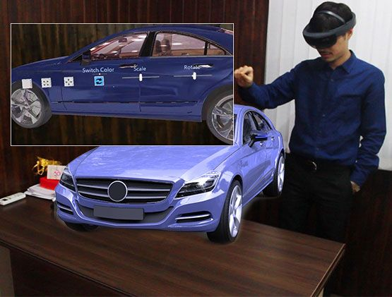 VR in Automotive