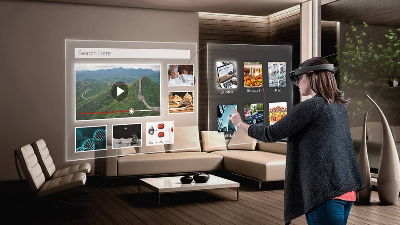 mixed reality business solutions