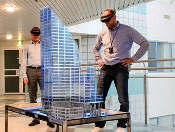 mixed reality real estate marketing