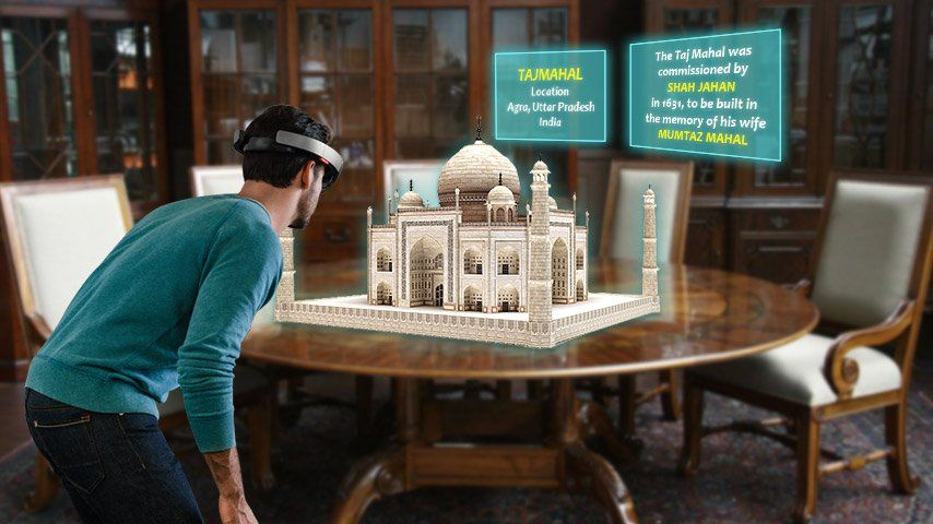 Mixed Reality Real Estate