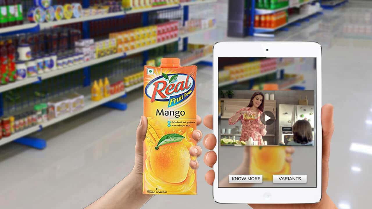 augmented reality for marketing